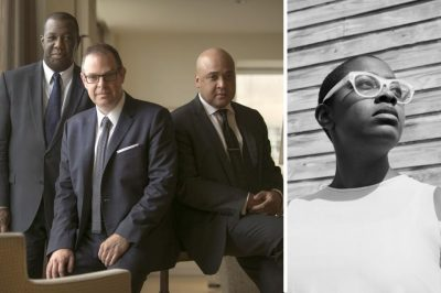 Bill Charlap Trio with Cecile McLorin Salvant: Somewhere: The Songs of Leonard Bernstein