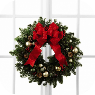 DIY Wreath Decorating Class