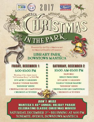 Manteca Christmas in the Park