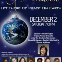 Songs of the Season: Let There Be Peace Concert