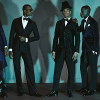 Cufflinks and Charm: Music and Fashion Expose