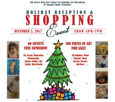 Small Treasures Show and Holiday Sale
