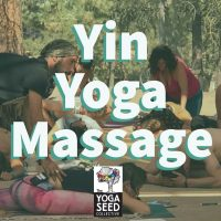 Yin Yoga Massage