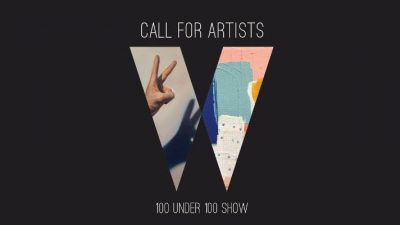 Call for Artists: 100 Under 100 Show