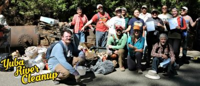 Yuba River Cleanup