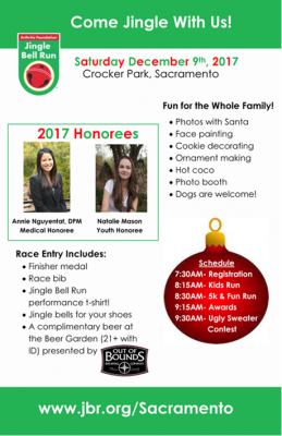 Jingle Bell Run 2017