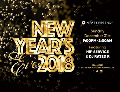 NOW 100.5 FM and MIX 96 New Year's Eve Bash