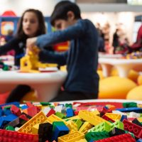 LEGO Mania at McKinley Library