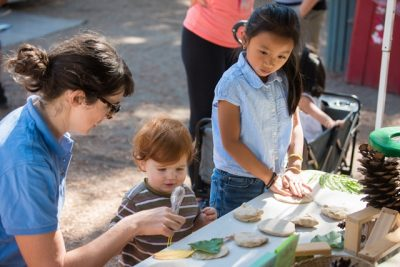 Nature Explorers at the Sacramento Zoo