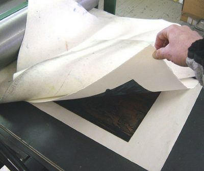 Relief Printmaking with Mick Sheldon