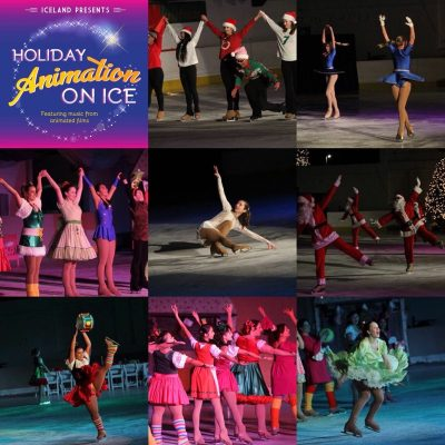 Holiday Ice Show at Iceland