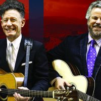An Acoustic Evening with Lyle Lovett and Robert Earl Keen