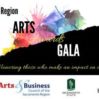 Sac Region Arts Awards Gala (Sold Out)