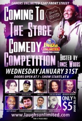 Coming to the Stage Comedy Competition
