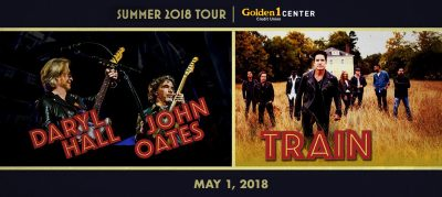 Hall and Oates and Train