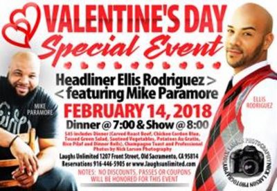 Valentine's Day Special Dinner Event
