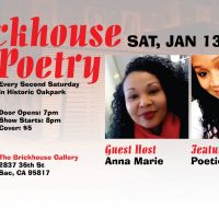 Brickhouse Poetry Night