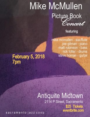 Mike McMullen Picture Book Concert