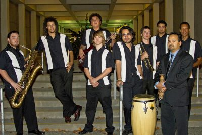 Spicy Jazz at Sac State
