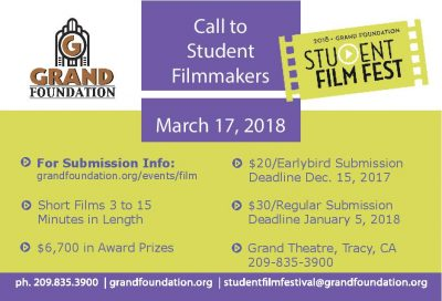 Grand Foundation Student Film Festival