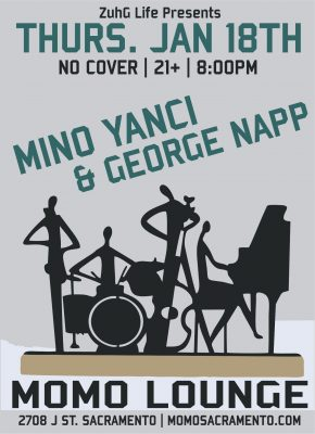 Discover Thursdays at Momo Lounge: Mino Yanci and George Napp