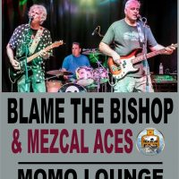 Discover Thursdays: Blame the Bishop and Mezcal Aces