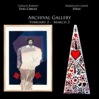 Gerald Barnes and Mariellen Layne: Archival Gallery