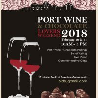 Port, Wine and Chocolate Lover's Weekend