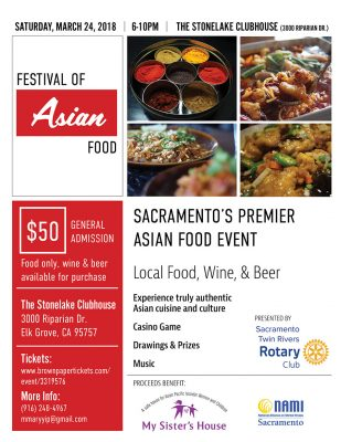 Festival of Asian Food