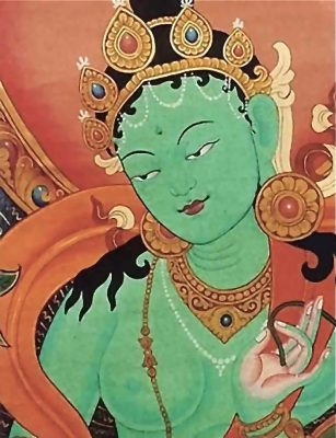 Tara Puja Blessing and Chanted Tea Offering