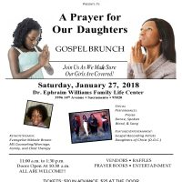 A Prayer for Our Daughters: Gospel Brunch