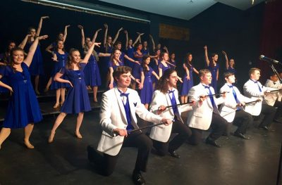 Davis High School Jazz Choir 30th Anniversary Cabaret