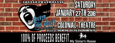 Louder Than Wolves: Taking a Stand Against Rape Culture 2