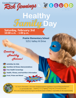 Healthy Family Day