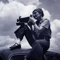 California Fresh Film Series: Dorothea Lange: Grab a Hunk of Lightning (Photography Month Sacramento)