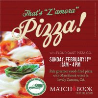 That's Z'amora Pizza Food Truck Event