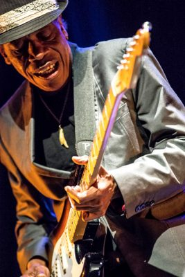 Sacramento Blues Society Fundraiser with The James Armstrong Band