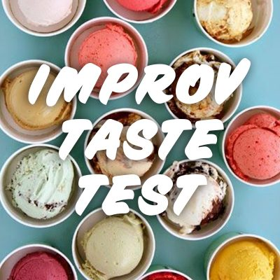 Taste Test: Drop-in Improv Class