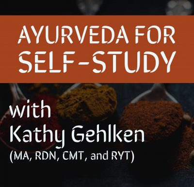 Ayurveda for Self-Study at Yoga Seed Collective