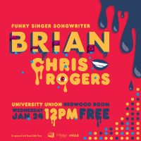 Wednesday Nooner: Brian Chris Rogers