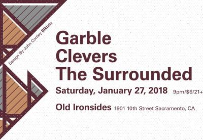 Garble, Clevers and The Surrounded