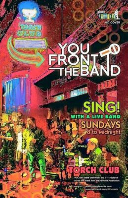 Johnny Favorite Presents: You Front The Band