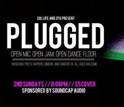PLUGGED: Open Mic, Open Jam, Open Dance Floor