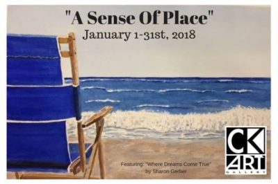 A Sense of Place Exhibit