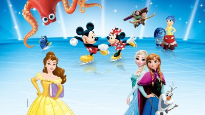 Disney On Ice presents Follow Your Heart
