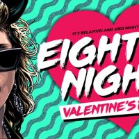 Eighties Night Valentine's Dance