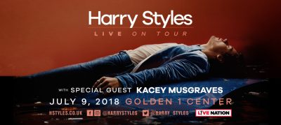 Harry Styles: Live On Tour