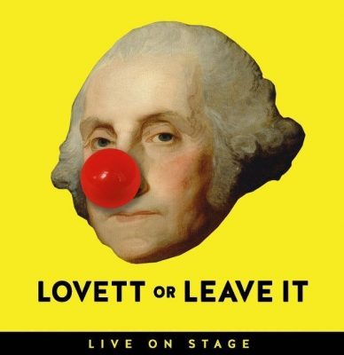 Lovett or Leave It Live on Stage