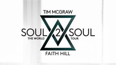 Tim McGraw and Faith Hill Soul2Soul The World Tour 2018