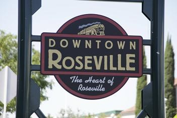 Downtown Roseville